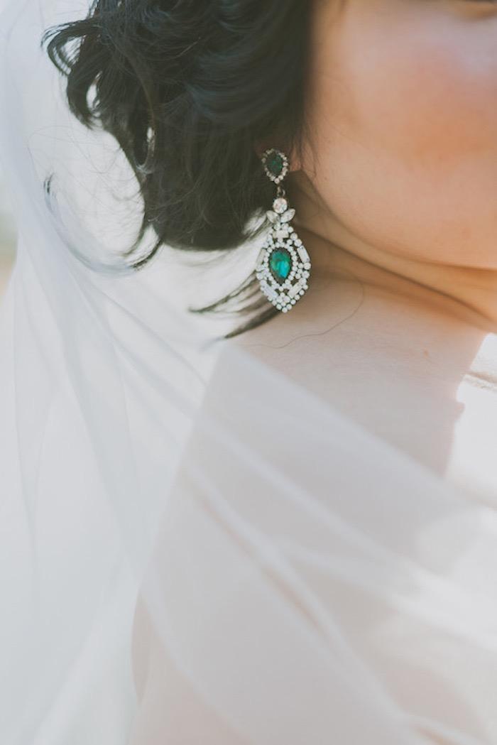 Groene bruidsoorbellen