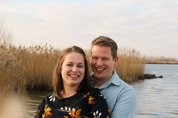 Seth en Gerdine van Trouwen met een Doel