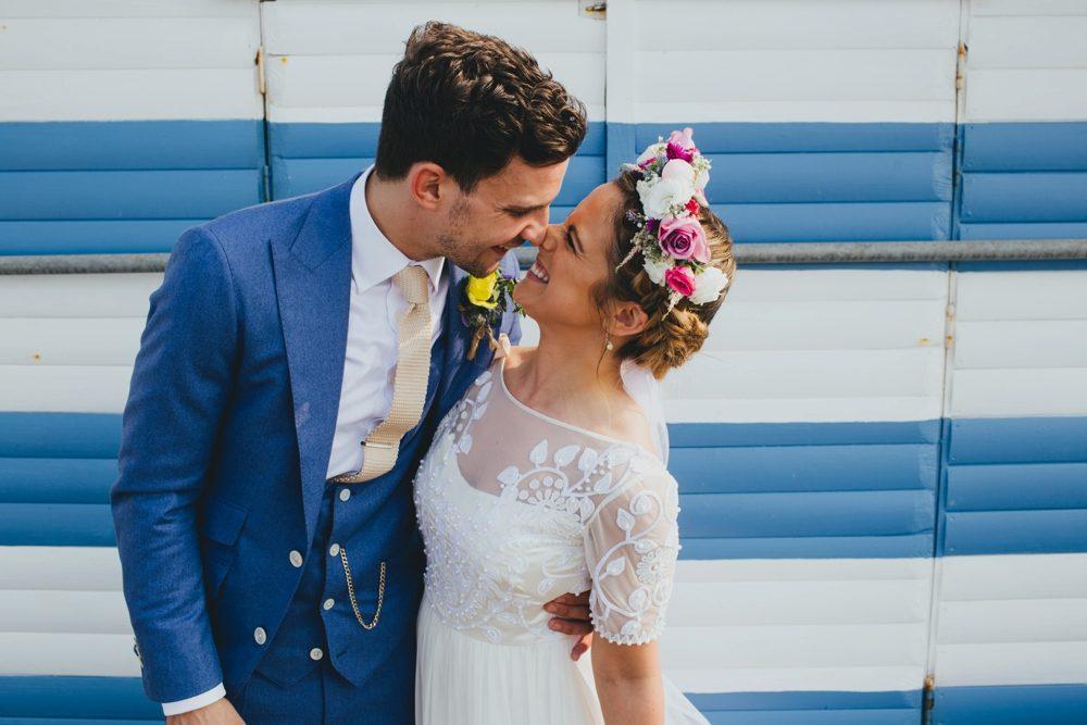 Bruiloft plannen bruidspaar