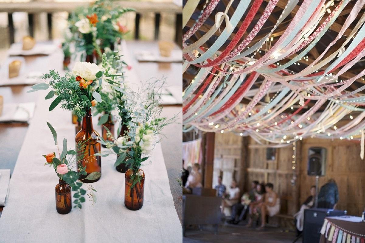 Goede 10 Goedkope decoratie tips voor jullie bruiloft | Bruiloft Inspiratie EZ-86