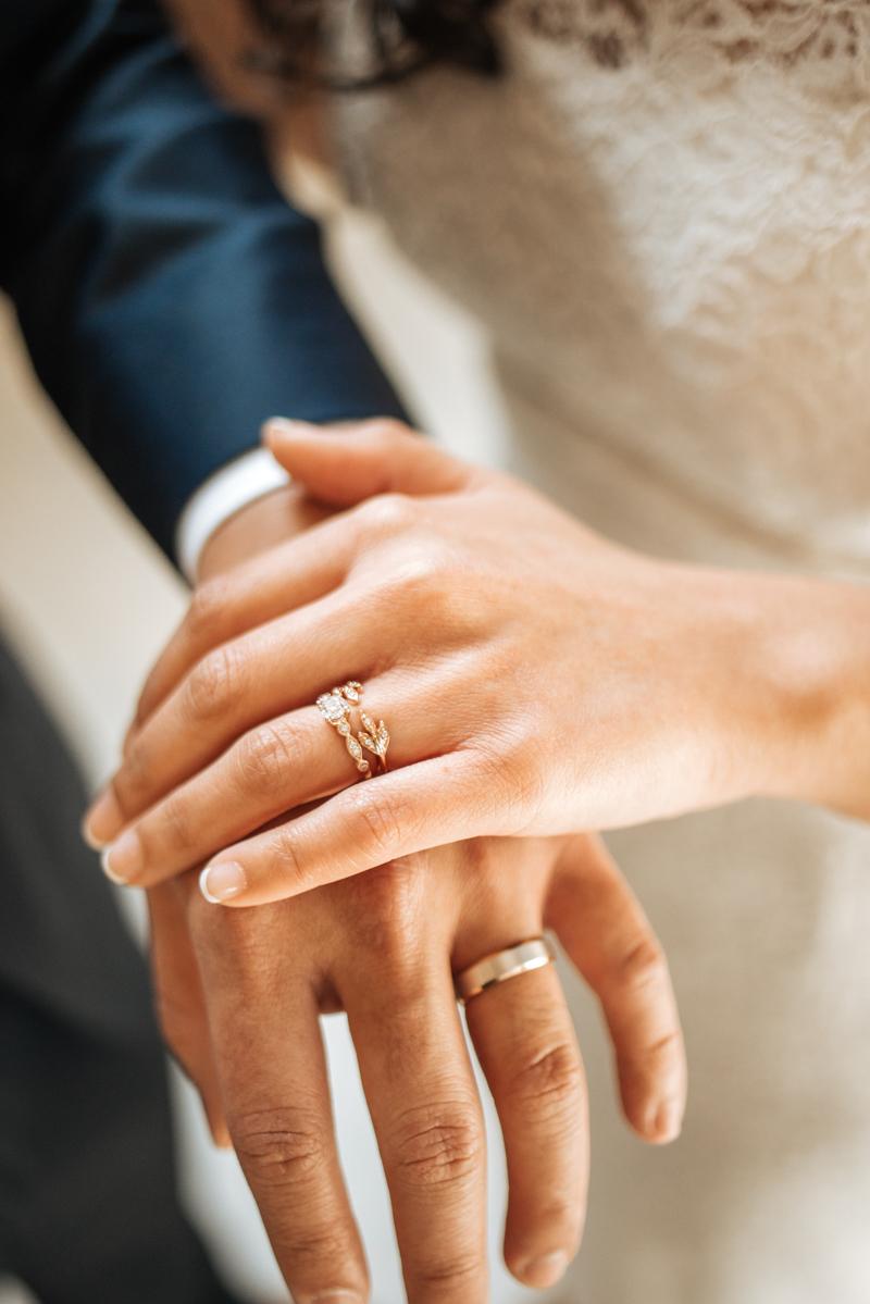 Trouwringen 25 jaar getrouwd