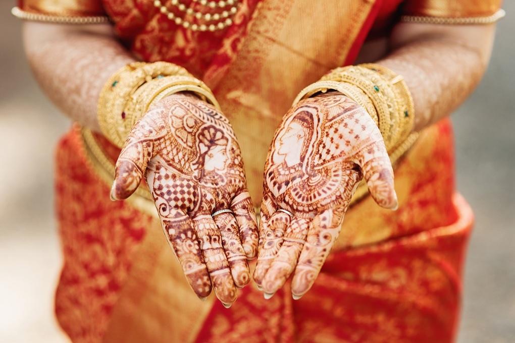 Hindoestaanse bruiloft tradities