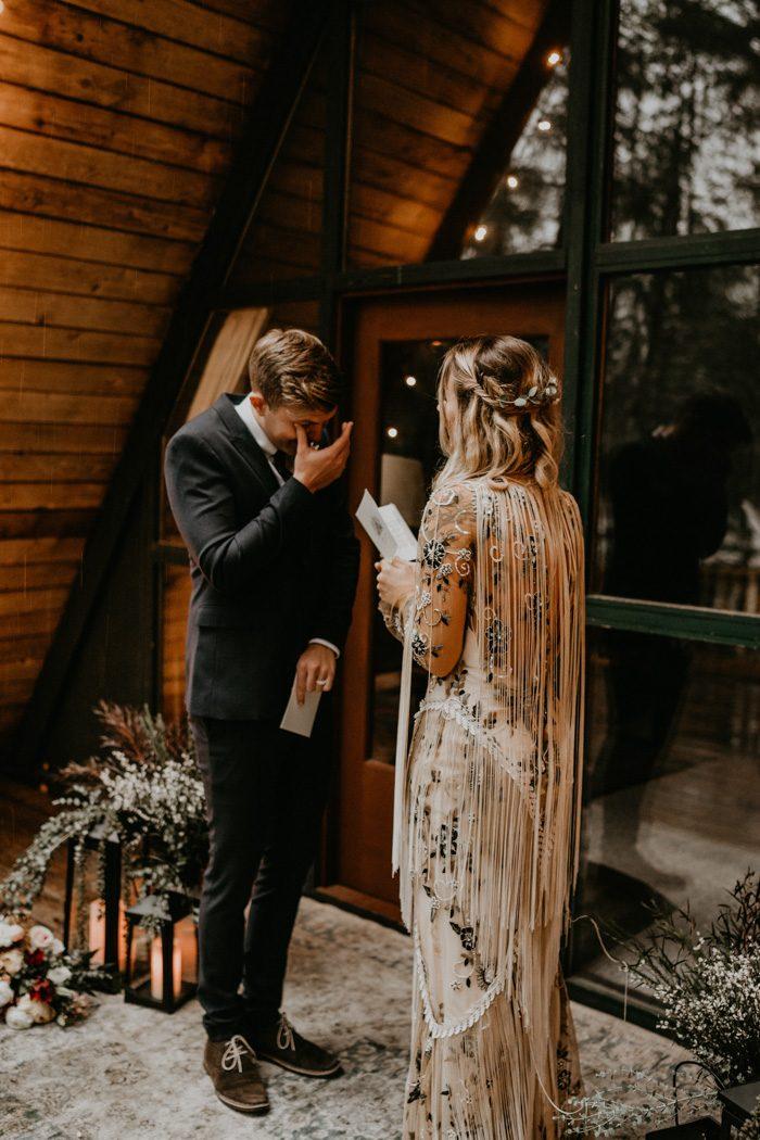 Bruidspaar gaat in het geheim trouwen
