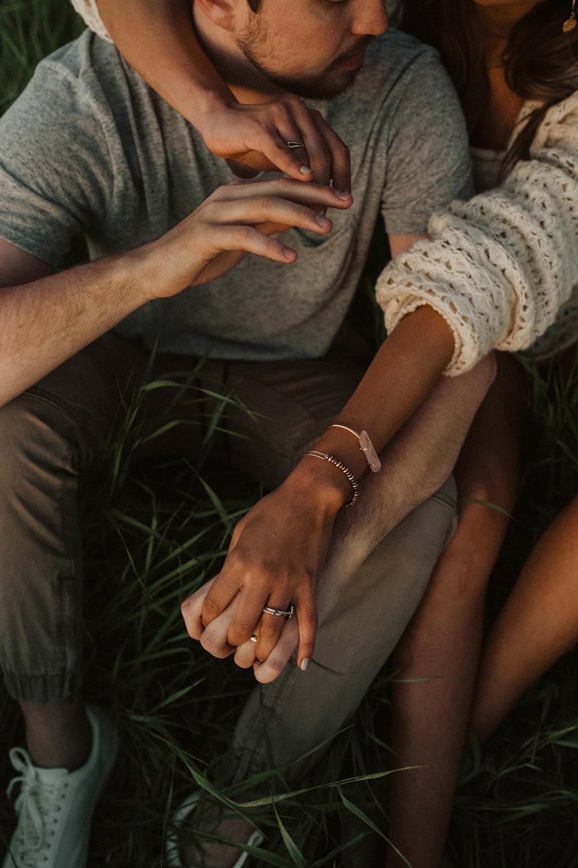 Fotoshoot als alternatief voor trouwen