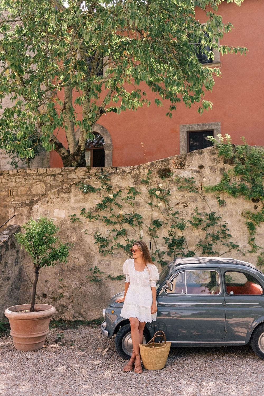 Huwelijksreis in Toscane