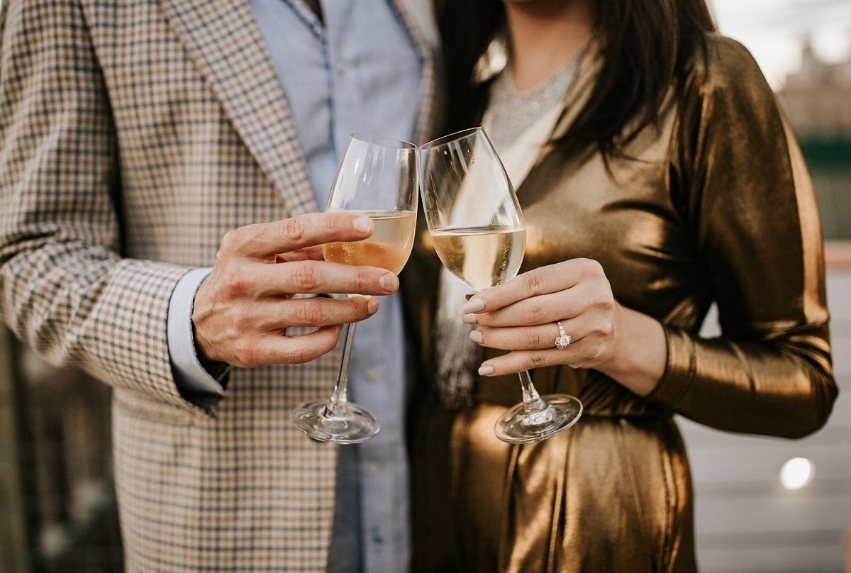 Proosten op het huwelijksjubileum