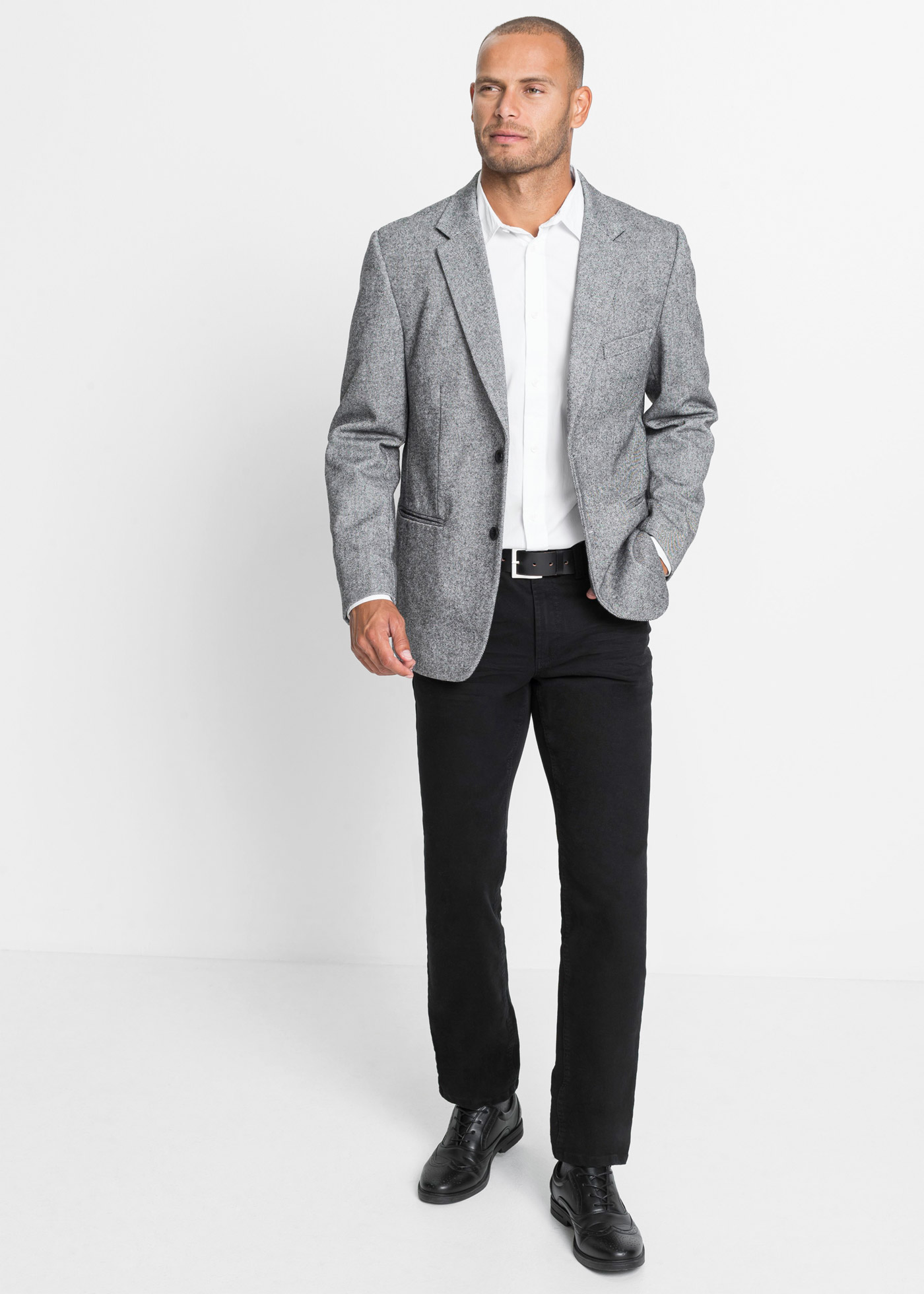 Casual chic outfit voor heren