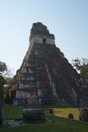 Tempel 1 - Jaguar Tempel