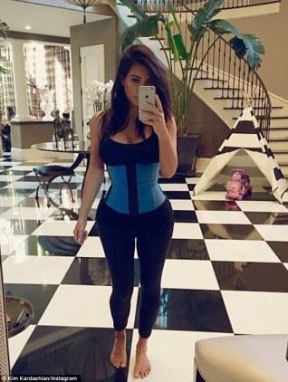 kim corset