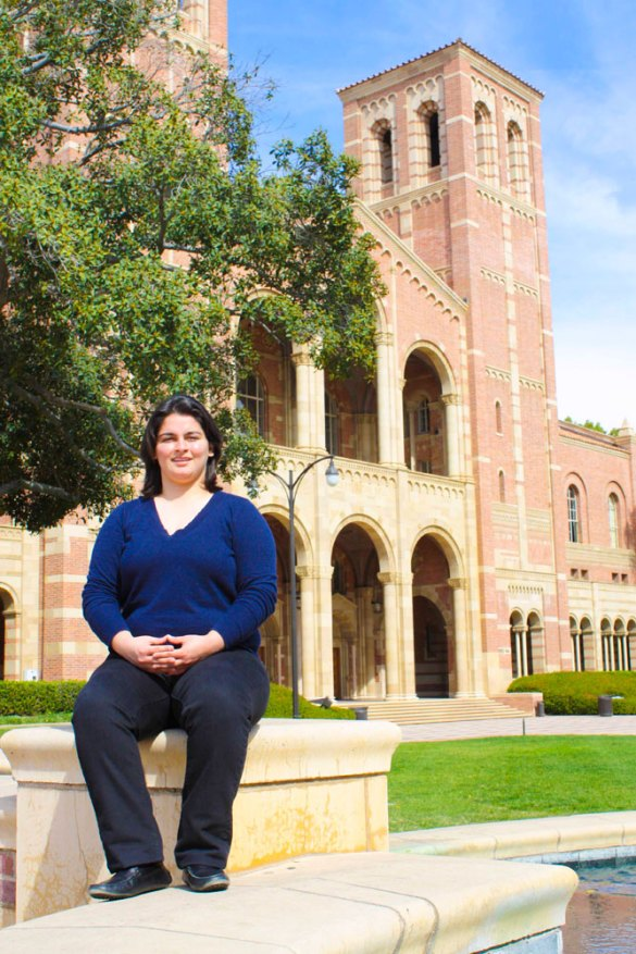 Shadi Lalezari: 2009 UCLA Senior of the Year