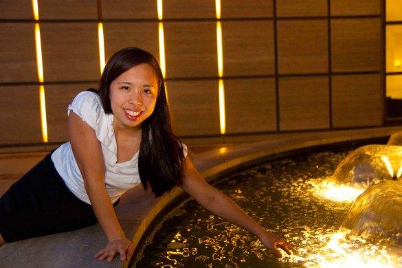 Adrienne Law: 2011 UCLA Senior of the Year