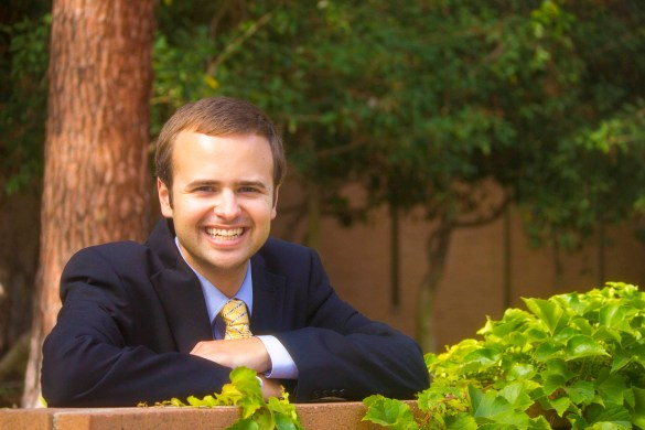 Austin Rose: 2013 UCLA Senior of the Year