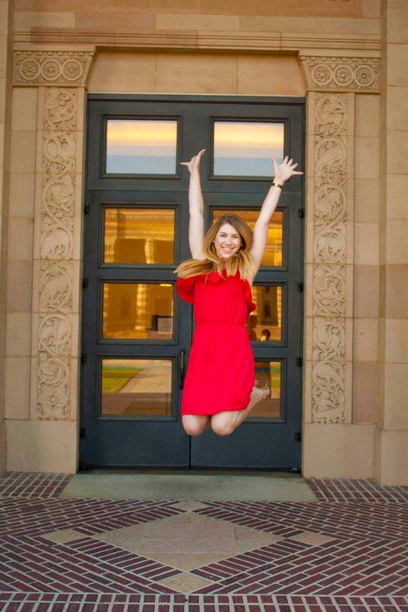 Madeline Schwarz: 2012 UCLA Senior of the Year