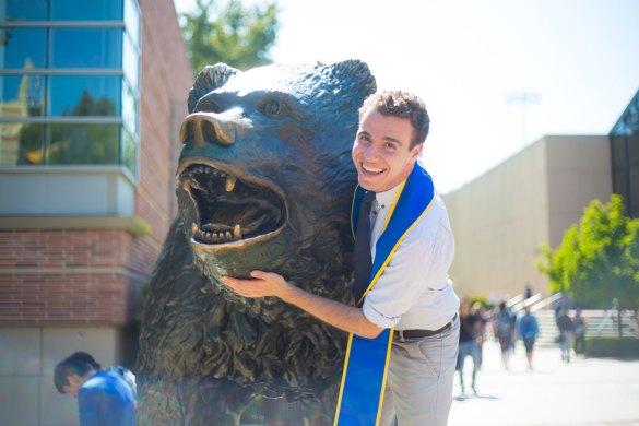 Elan Kramer: 2016 UCLA Senior of the Year