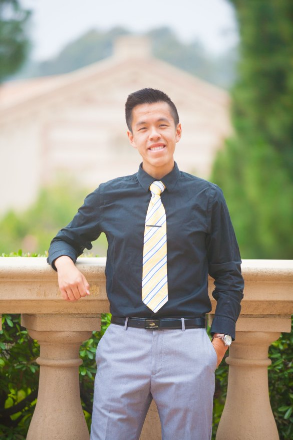Jimmy Zheng: 2016 UCLA Senior of the Year