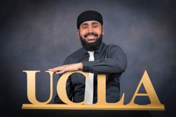 Amitoj Singh: 2018 UCLA Senior of the Year