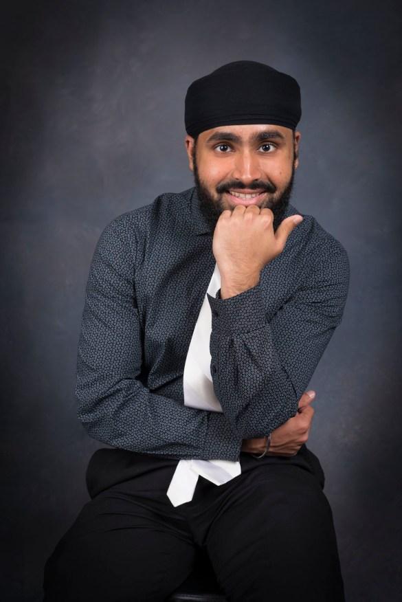 Amitoj Singh: 2018 UCLA Senior of the Year