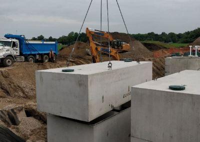 Meneset Sewer System Upgrades