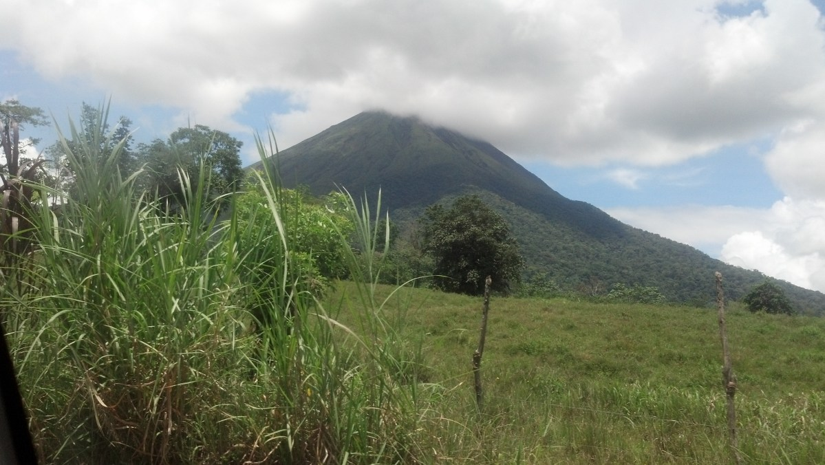 La Fortuna, Costa Rica and Arenal Volcano National Park — By Jennifer Shipp