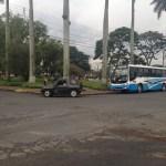 Alajuela Costa Rica Park near Cementerio Central