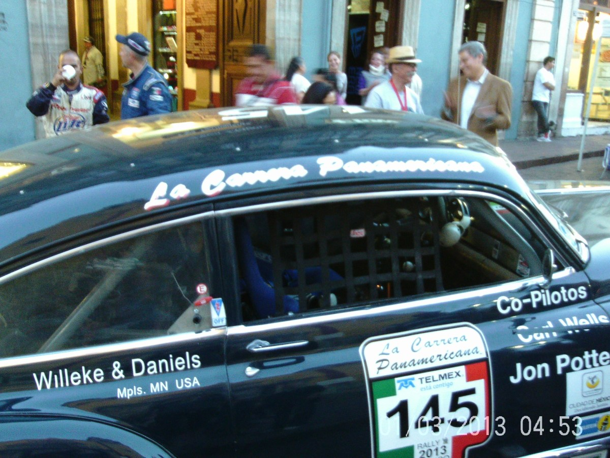 Carrera Panamericana 2013 — By Jennifer Shipp