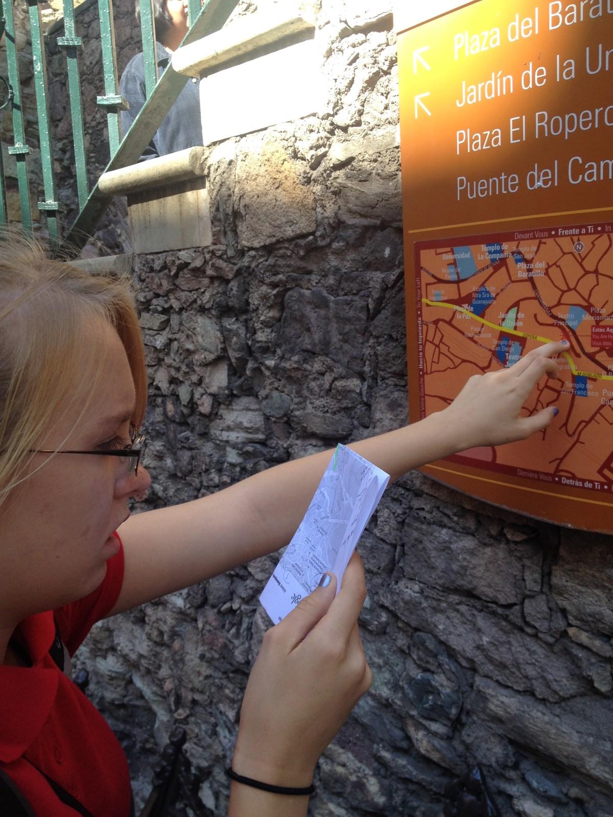 Finding del Truco — By Jennifer Shipp