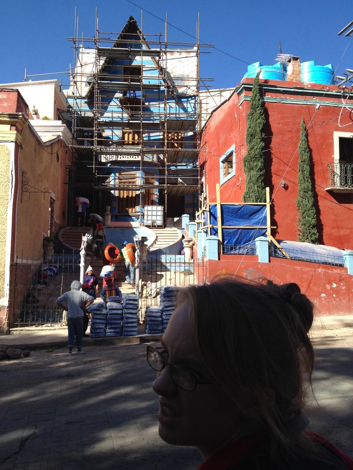 Haunted Guanajuato: Casa De Las Brujas in Guanajuato, Mexico — By Lydian Shipp