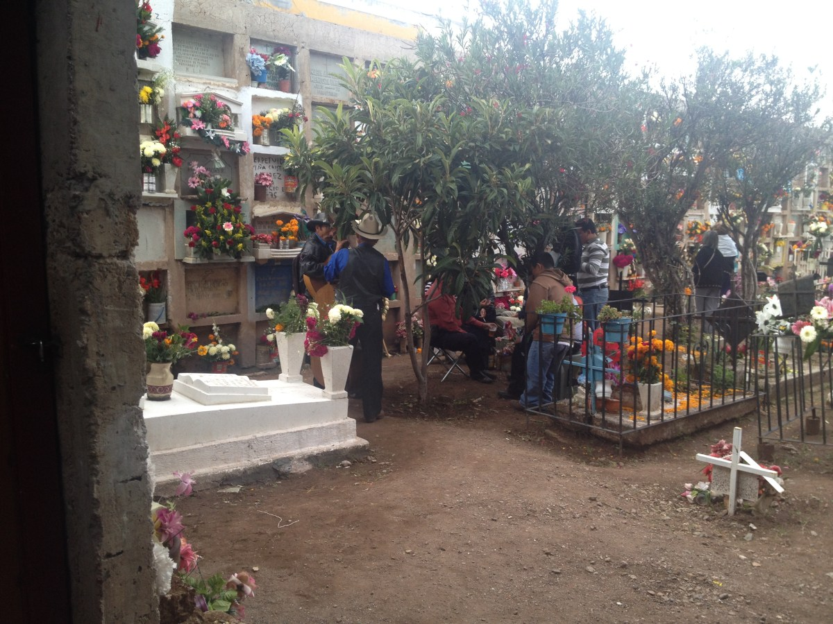 Dia de Muertos (Day of the Dead) in Guanajuato, Mexico: Part II — By Jennifer Shipp