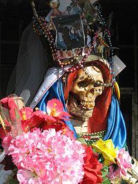 Santa Muerte: Saint Death — By Lydian Shipp