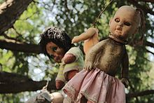 The Island of the Dolls — By Lydian Shipp
