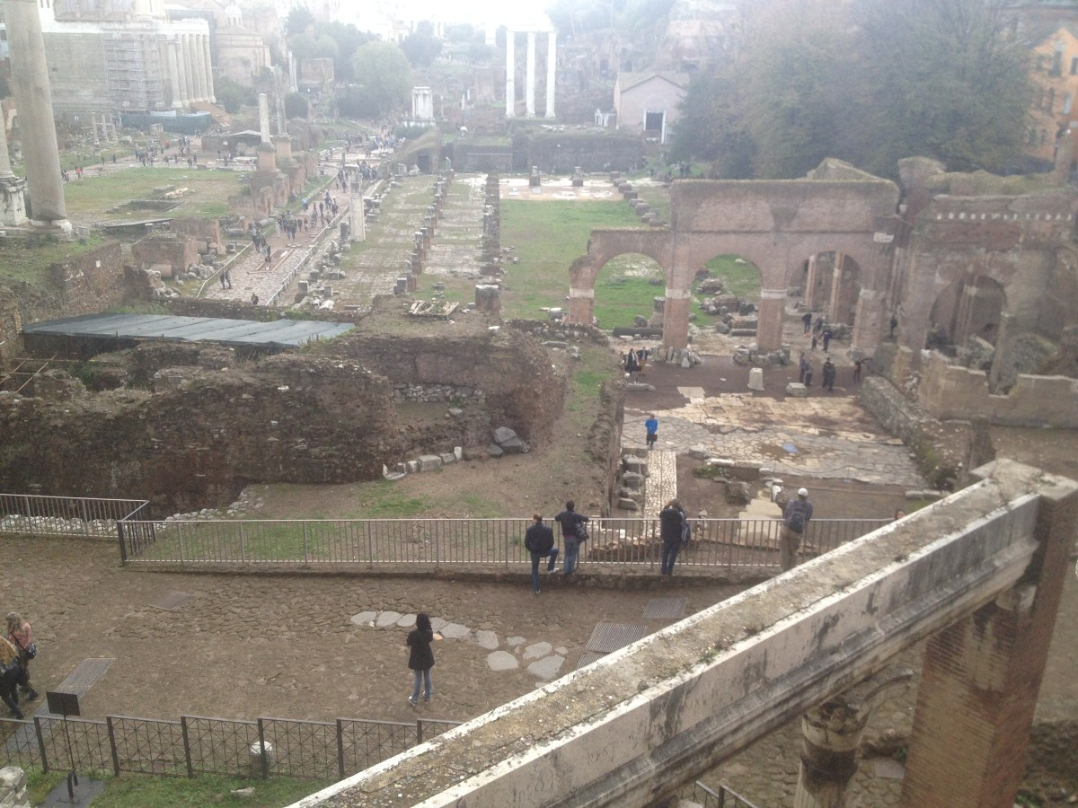 The Roman Forum, Rome, Italy: Photo Gallery
