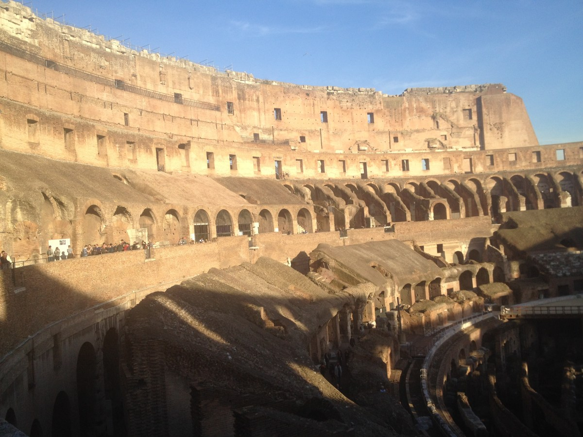 Sick and Tired of Tourist Attractions in Rome– By Jennifer Shipp