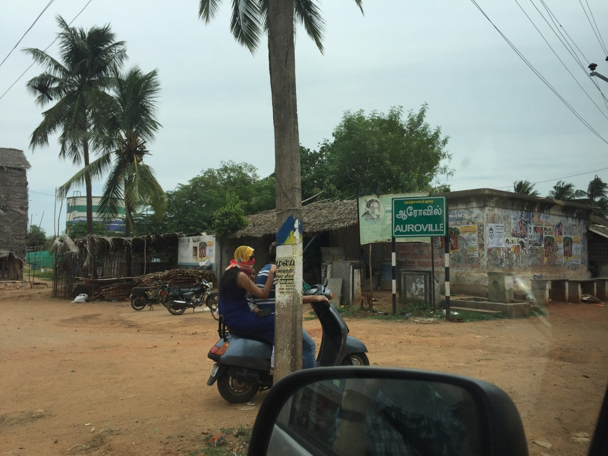 Pondicherry India Tourism: Lost in Translation with John
