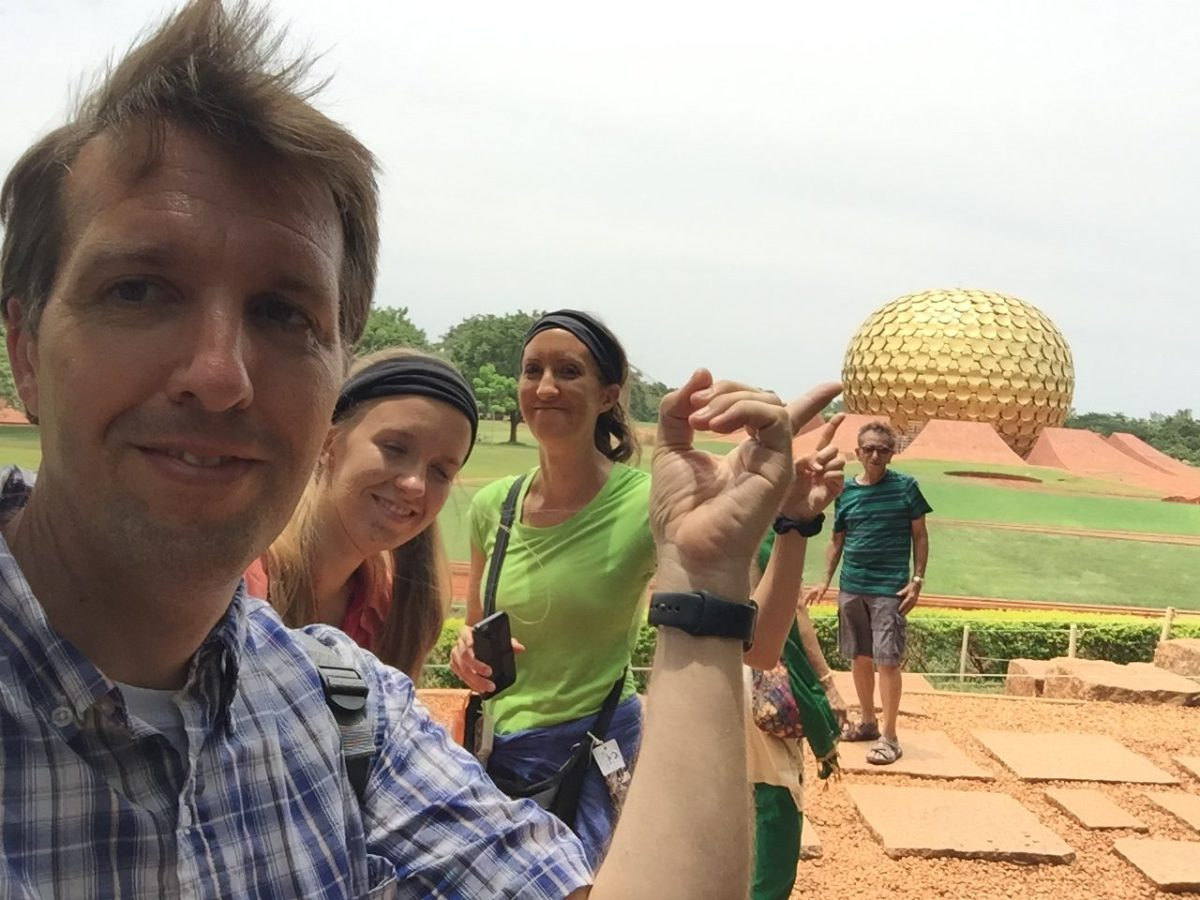 On Suspending Our Cynicism: Auroville, India — By Jennifer Shipp