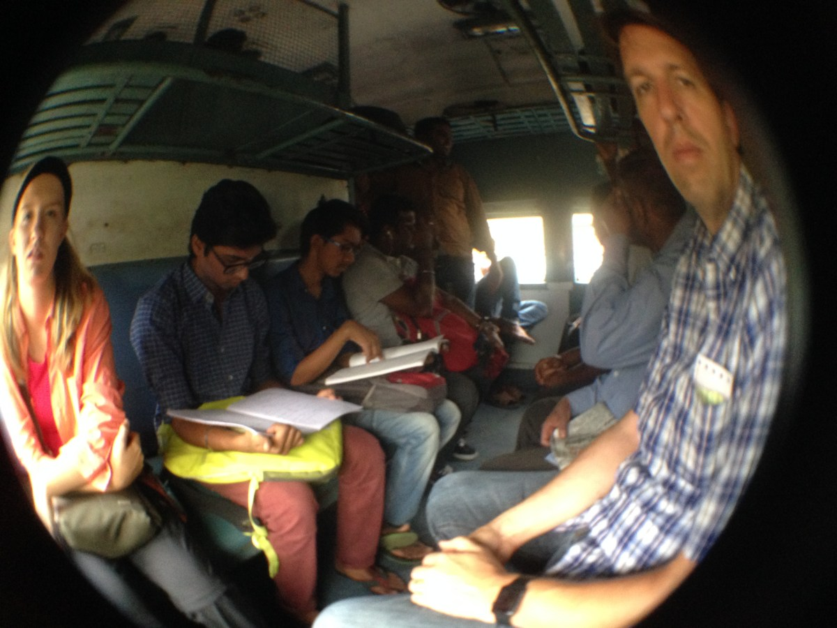 Train Travel in India vs. Train Travel in Thailand — By Jennifer Shipp