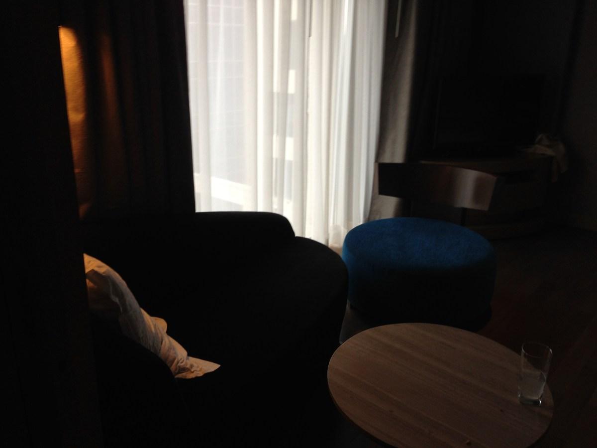 Indian Hotels: Room Service Rant at Holiday Inn Express Delhi
