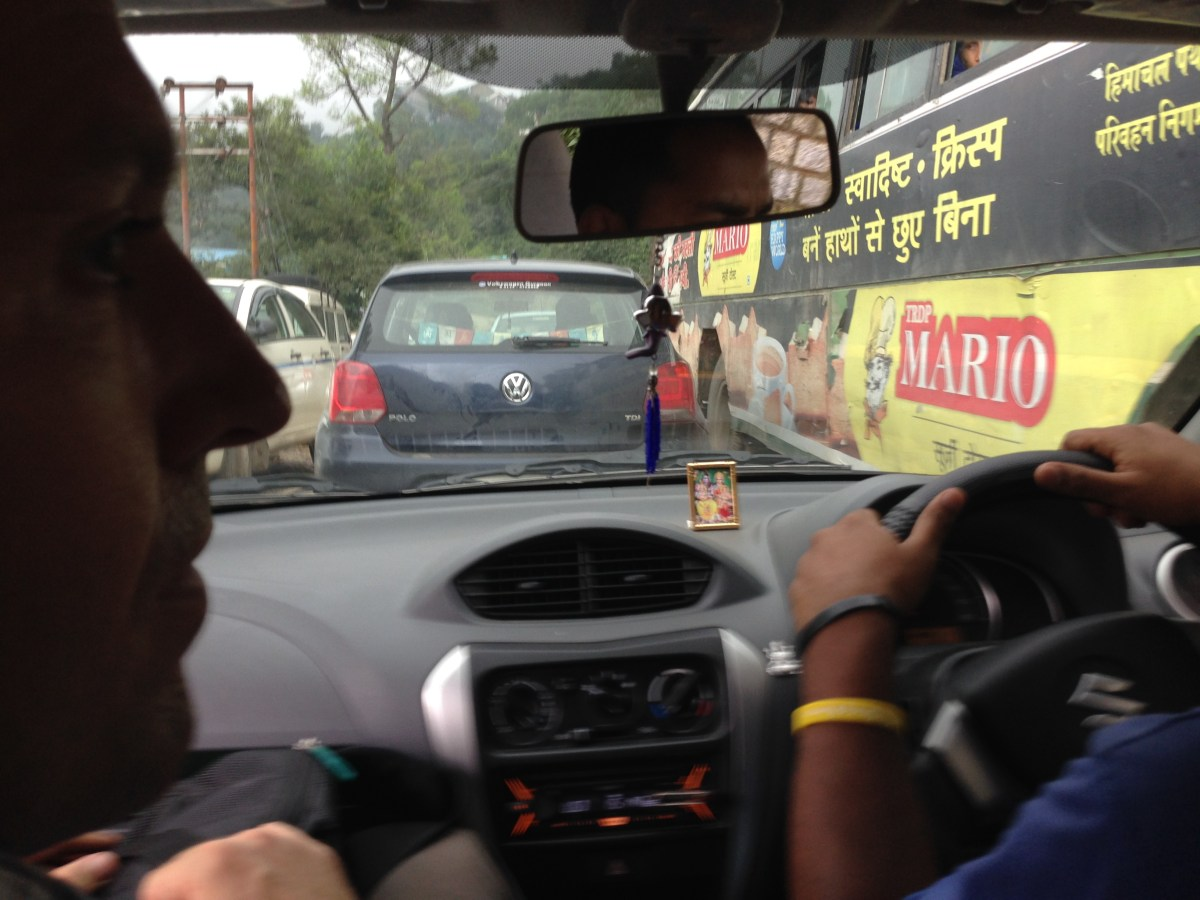 Driving in India for Westerners — By Jennifer Shipp