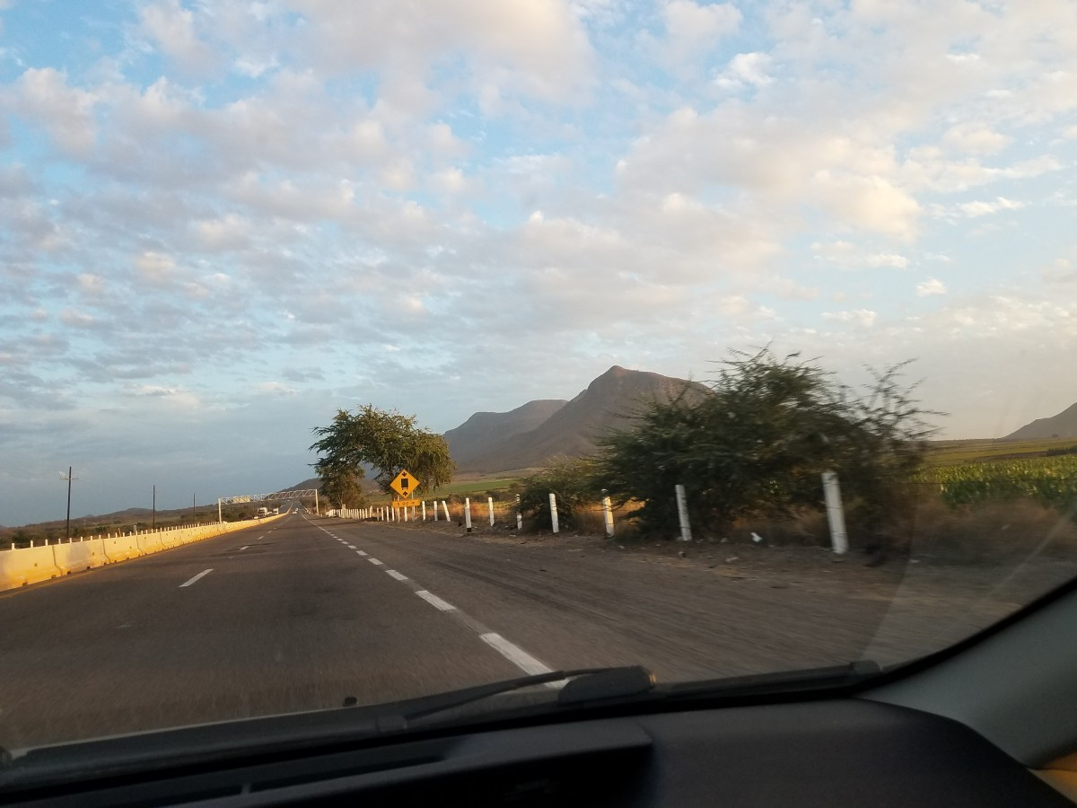 Notes on Driving in Mexico: Mazatlan to Guanajuato, Mexico — By Jennifer Shipp