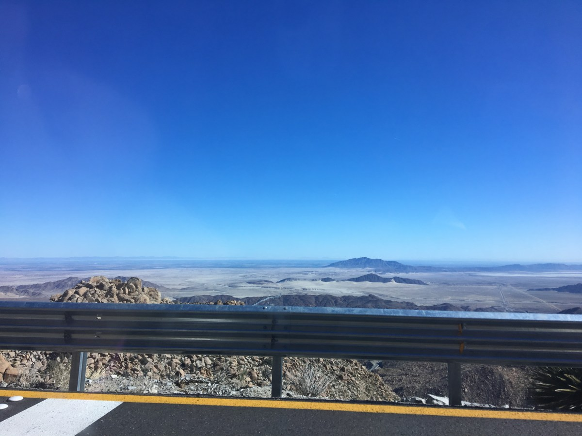 Driving in Mexico: Easy Driving in San Luis Potosi