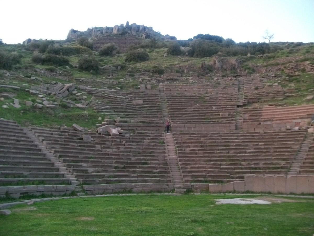 Turkey Tourism: Coliseum Acoustics
