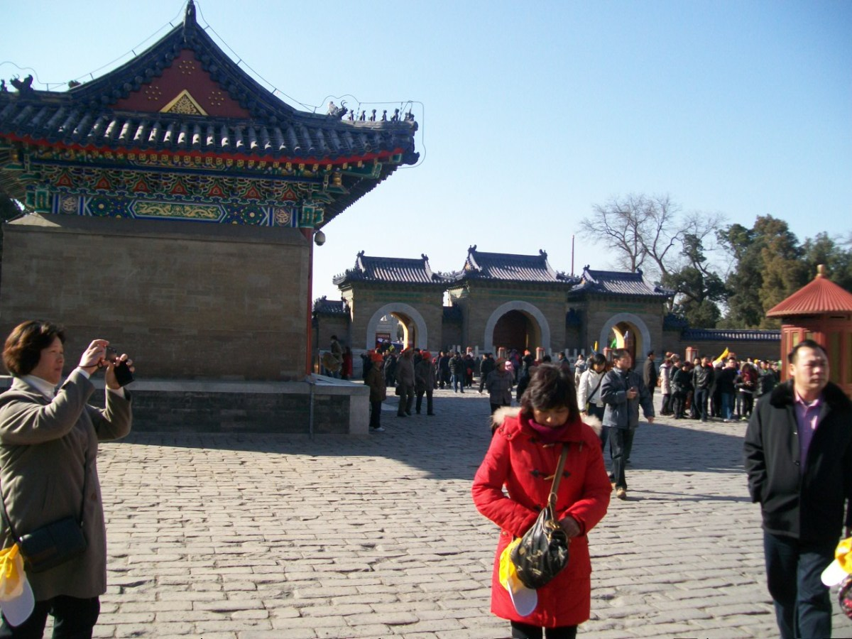 Things to Do in Beijing: Dancing at the Temple of Heaven