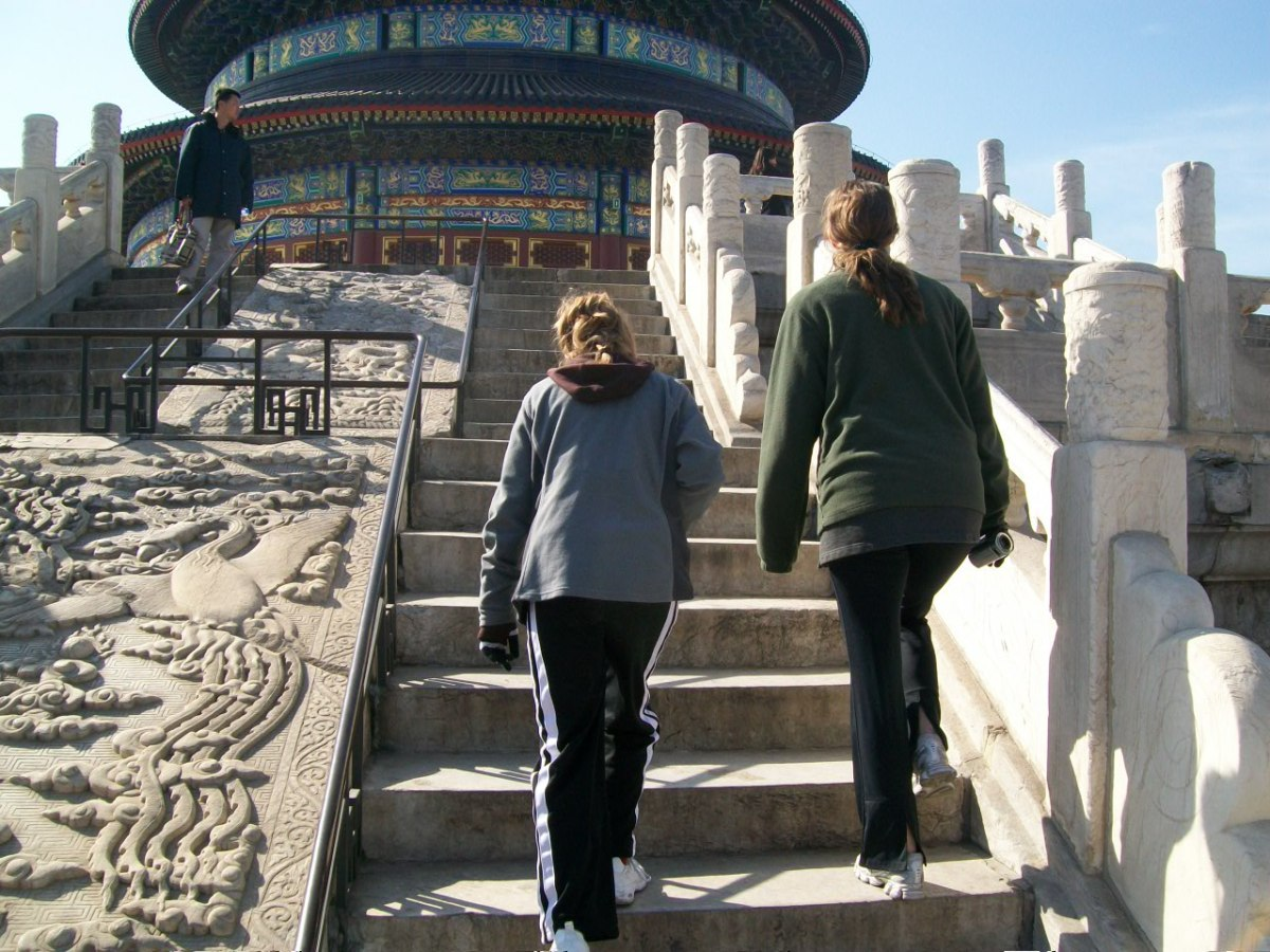Places to Visit in Beijing: Temple of Heaven (Tiantan) Part II