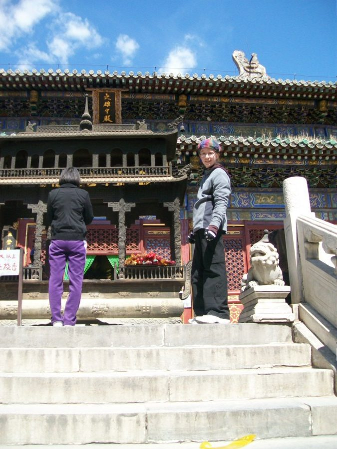 Places to Visit in Beijing: Tanzhe Temple Entrance and Stupa Forest