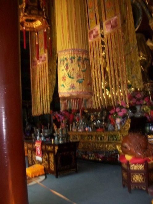 Tanzhe Temple Beijing China