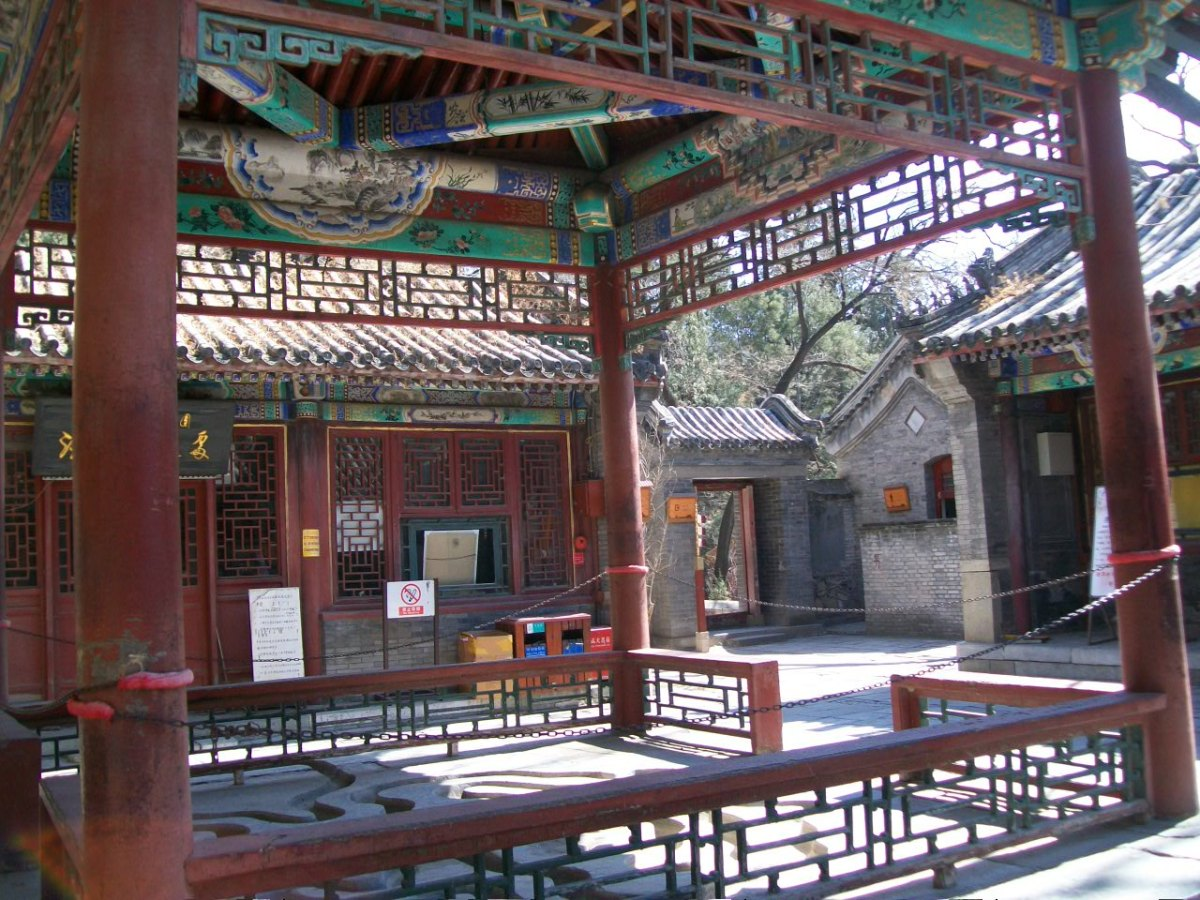 Places to Visit in Beijing: Tanzhe Temple Part V