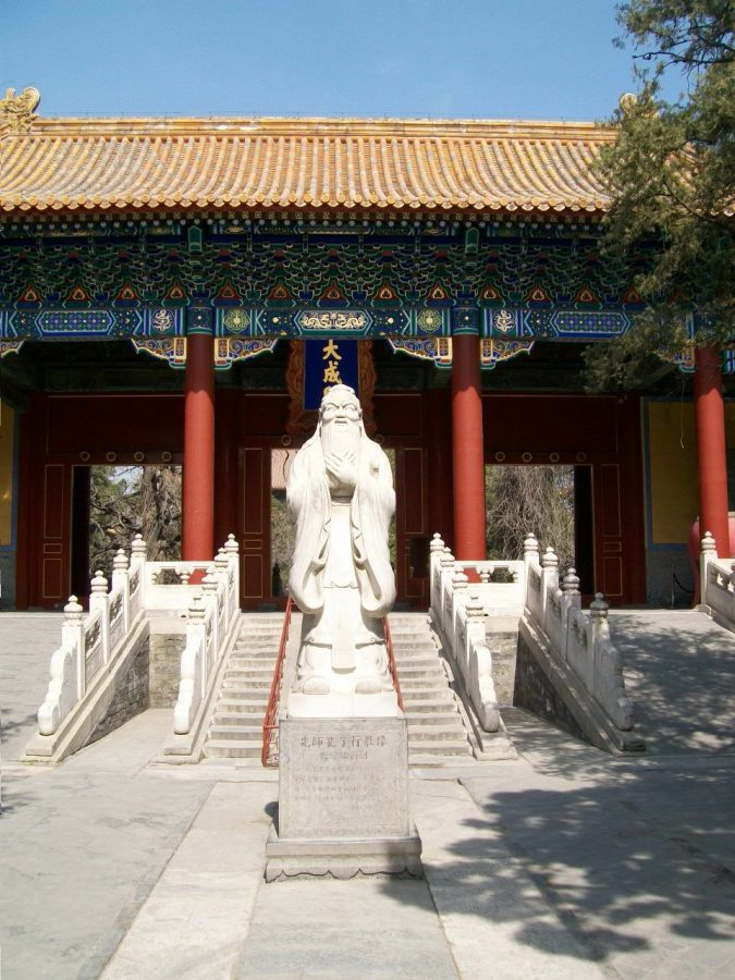 Places to Visit in Beijing: Beijing Temple of Confucius