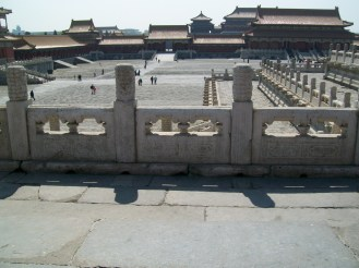 The Forbidden City in Beijing.