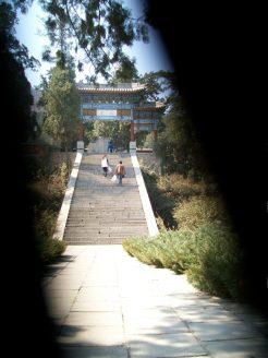 Beijing China Fragrant Hills Park