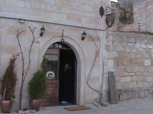 Travel Inn Cave Hotel in Cappadocia