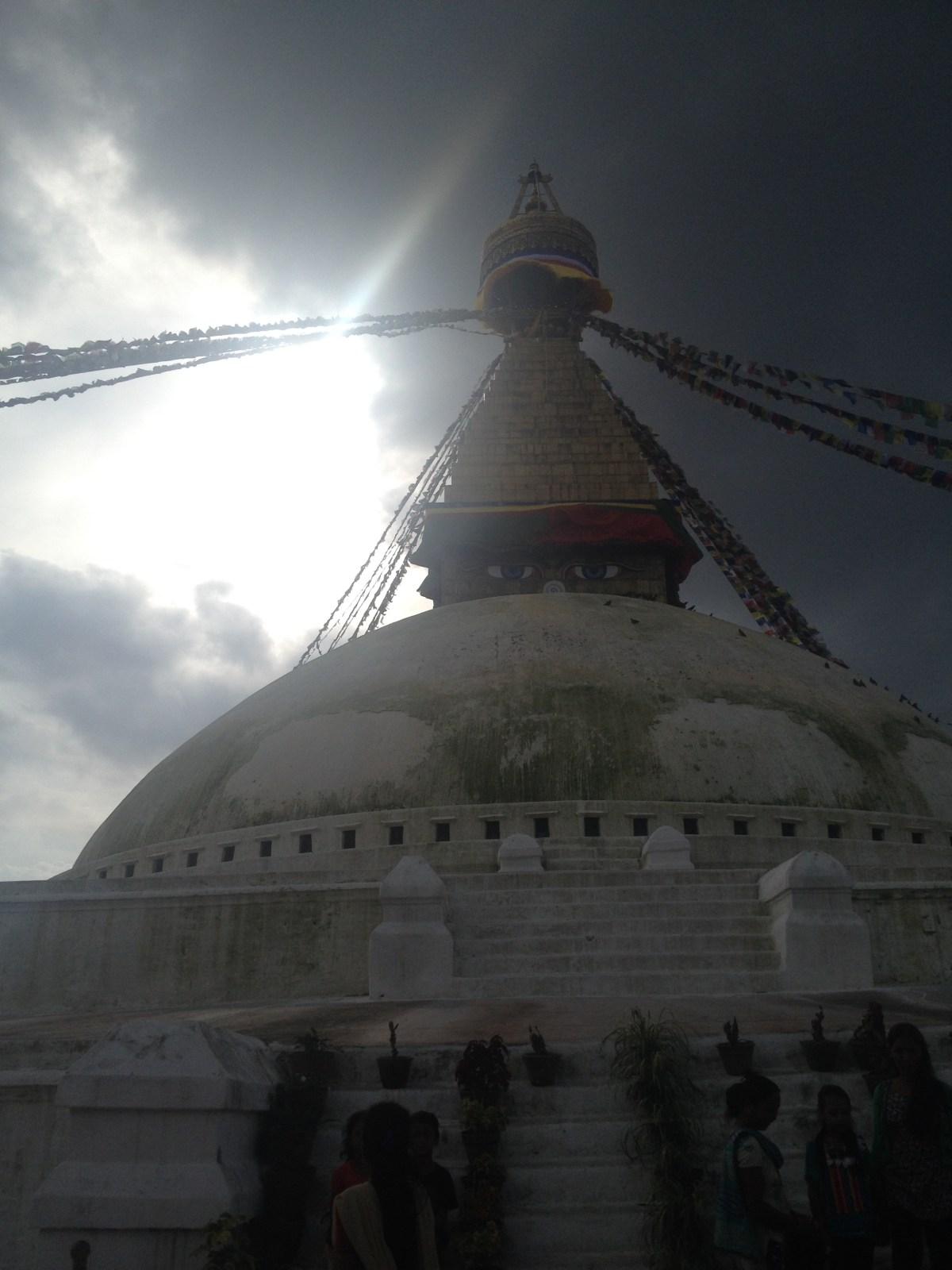 Kathmandu Tourism: Boudhanath Temple Part II